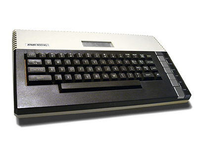 Photo of a Atari 800/XL courtesy of Wikipedia.org