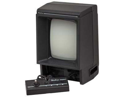 Photo of a GCE Vectrex courtesy of Wikipedia.org