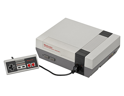 Photo of a Nintendo NES/Famicom courtesy of Wikipedia.org