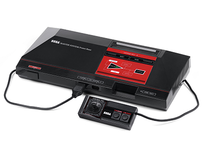 Photo of a Sega MasterSystem/GameGear courtesy of Wikipedia.org