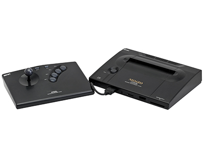 Photo of a SNK NeoGeo courtesy of Wikipedia.org