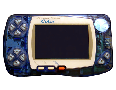 Photo of a WonderSwan courtesy of Wikipedia.org